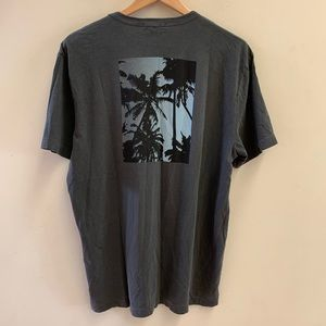 James Perse Graphic CREW NECK T Shirt Tee NWT
